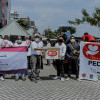 Merah Putih Kasih Foundation Salurkan Donasi Pada Gerakan BagiGaji.id