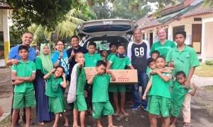 Gerak Cepat Bantu Korban Gempa Lombok
