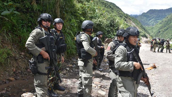 Sebagian Warga Nduga Tolak Kehadiran TNI-Polri