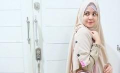 Makin Mempesona, 5 Artis Cantik Ini Mantap Mengenakan Hijab Syar'i