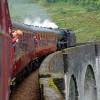 Hogwarts Express ala Harry Potter Kini Melayani di Dunia Nyata
