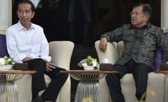Wapres JK Pilih Gubernur Jakarta di TPS 03 Jalan Brawijaya