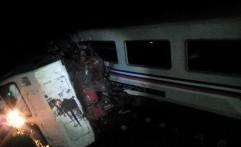 Jadwal Kereta Api Belum Normal Pasca Kecelakaan di Ngawi