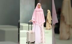 Cynthia Mahendra Buat Wanita Muslim Lebih Fashionable Namun Tetap Syar'i