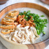 Bikin Cepat Lapar, ini 5 Fakta Seputar Sarapan Bubur Ayam
