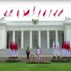 Jokowi Ingatkan Harapan Besar Pada Kontingen Indonesia di Olimpiade Tokyo