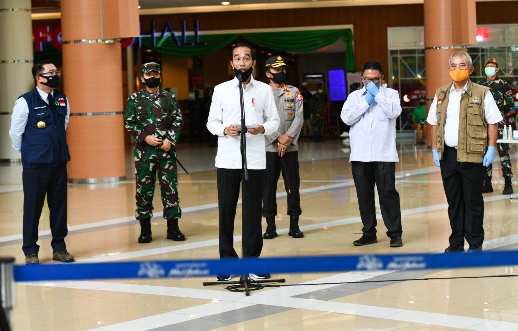 Presiden Joko Widodo. (Foto: Antara).