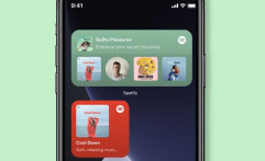 Widget Baru Spotify Telah Tersedia di iOS 14
