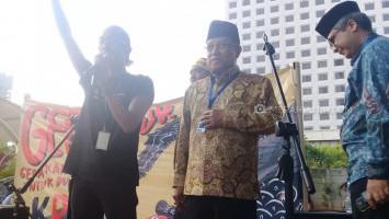 Ketum PBNU Minta Presiden Jokowi Pilih 10 Nama Capim KPK Berintegritas