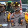 Berniat Demo Akibat Larangan Mudik, Sopir dan Kernet Bus Dibubarkan Polisi