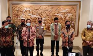 Mahfud Pastikan Penegak Hukum Tidak Penyelewengan Dana Otsus Papua