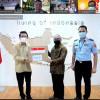Kementerian Pertahanan Terima Jutaan Masker dari Perusahaan Singapura