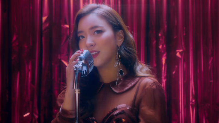 Luna f(x) dan Heda Rilis Video Klip 'Free Somebody'