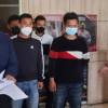 Lima Pelaku Pungli Viral di Penyekatan Tol Palembang-Lampung Ditangkap