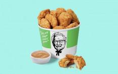 KFC Sediakan Es Krim Vegan di China