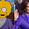 Prediksi The Simpsons Mengenai Kamala Harris di Hari Pelantikannya
