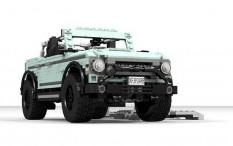 Mirip Banget, Model Lego Ford Bronco Terbaru