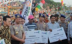 WOW! Nelayan Cirebon Raya Dapat Program Asuransi