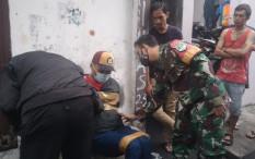 Pecatan Polisi Ditangkap saat Meringsek Masuk ke Rumah Ketua RW di Tanah Abang