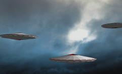 Jejak Kontroversi Puluhan Tahun UFO 'Sambangi' Indonesia