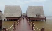 Menikmati Libur Akhir Pekan Coutage Cirebon Waterland yang Instagramable