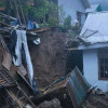Longsor Terjang Tiga Kecamatan di Lereng Gunung Lawu, 1 Orang Tewas