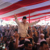 Prabowo: Ya Allah, Beri Saya Kekuatan untuk Wujudkan Keadilan di Republik Ini