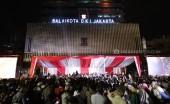 Sampaikan Pidato Politik, Anies: Terima Kasih Pak Ahok, Djarot, dan Jokowi