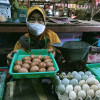 Harga Telur dan Cabai Rendah, Deflasi Terjadi di September