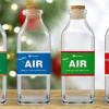 Perusahaan Inggris Jual Udara dalam Botol
