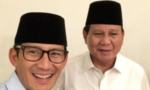Fungsionaris Gerindra: Sandiaga Uno Sosok yang Tepat Dampingi Prabowo