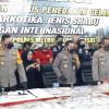 Polres Metro Jakarta Pusat Bongkar Penyelundupan 310 Kg Sabu Asal Iran
