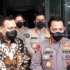 KPK-Polri Berkomitmen Lanjutkan Kerja Sama Pemberantasan Korupsi