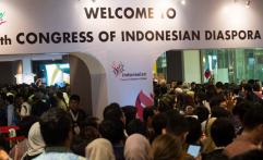 Menlu Retno Marsudi: Diaspora Aset Bangsa Indonesia