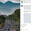 Tanggapan Pemprov Soal Perdebatan Foto Jakarta Berlatar Belakang Gunung Pangrango