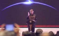 Jokowi Sebut Tangga Keramat di UGM Jadikan Dirinya Presiden