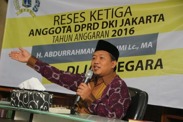 PKS Munculkan Suhaimi, Pengamat: Dia Paham Dinamika Politik DKI