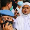 Polri Bantah Rizieq Shihab Sakit Kritis di Penjara