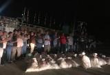 Bawa Sabu 1 Ton, TNI AL Amankan Kapal MV Sunrise Glory