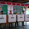 Hari Pencoblosan, KPU Diminta Waspadai Kerumunan di Luar TPS