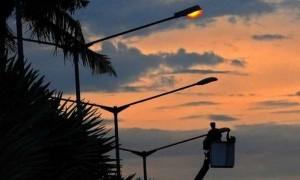 Lampu PJU Banyak yang Mati, Ini Tanggapan Dishub Tangerang