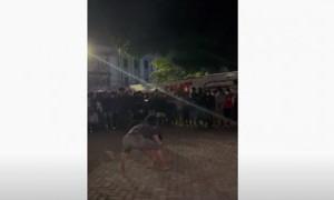Aksi Tarung Bebas Ilegal di Makassar Libatkan Selebgram, 28 Orang Ditangkap Polisi