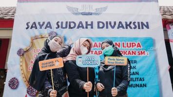 JHL Group Donasikan 2.000 Vaksin Sinovac untuk Masyarakat Tanjung Lesung