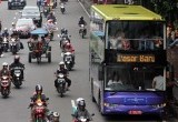 Bus Wisata Menjadi Primadona Warga Jakarta