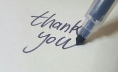 Sulitnya Mengucapkan Terima Kasih