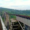 KAI Daop 6 Alihkan Perjalanan Kereta Api Imbas Jembatan Putus di Brebes