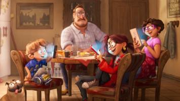 Animasi 'The Mitchells vs The Machines' Ajarkan Arti Keluarga