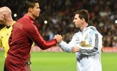 Perbedaan Antara Messi dan Ronaldo, Bakat Bertemu Pekerja Keras