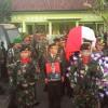 Dandim Kuala Kapuas yang Meninggal Dalam Kecelakaan Speedboat Dimakamkan di TMP Klaten