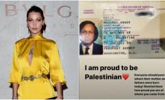 Unggahan Stories Bella Hadid soal Palestina Dihapus Instagram, Mengapa?